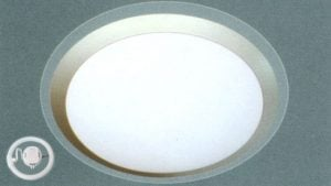 Đèn mâm ốp trần huỳnh quang Anfaco AFC-092-22W-T6