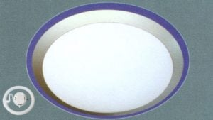 Đèn mâm ốp trần huỳnh quang Anfaco AFC-093-22W-T6