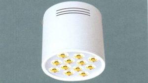 Đèn lon ốp trần nổi Anfaco AFC-566-12W