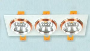 Đèn downlight Anfaco AFC-751/3-3W