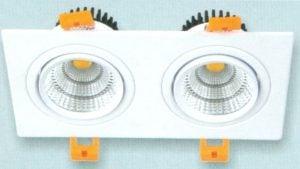 Đèn downlight Anfaco AFC-752/2-5W