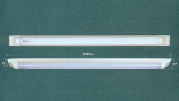 Bộ máng đèn Anfaco AFC-T8-1.2m